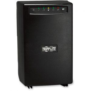 Tripp Lite UPS Smart 1500VA 980W Tower Battery Back Up AVR 120V USB DB9 SNMP for Servers