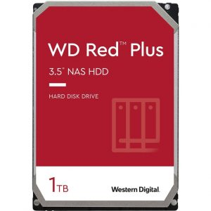 "WD Red WD10EFRX 1 TB Hard Drive - 3.5"" Internal - SATA (SATA/600)"