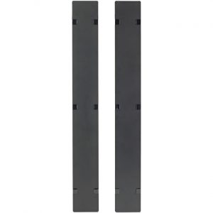 APC by Schneider Electric Hinged Covers for NetShelter SX 750mm Wide 45U Vertical Cable Manager (Qty 2)