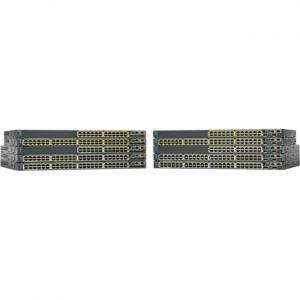 Cisco Catalyst 2960X-48LPS-L Ethernet Switch
