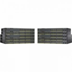 Cisco Catalyst 2960X-24TS-LL Ethernet Switch