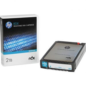 """HPE 2 TB Hard Drive Cartridge - 2.5"""""""