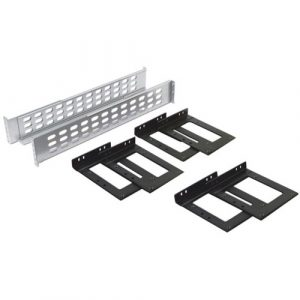 APC by Schneider Electric Mounting Rail Kit for UPS - Gray