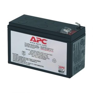 APC by Schneider Electric APCRBC106 UPS Battery Cartridge #106