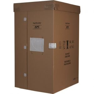 APC by Schneider Electric NetShelter SX AR3100SP Rack Cabinet