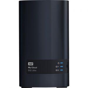 WDBVBZ0000NCH-NESN WD Diskless My Cloud EX2 Ultra Network Attached Storage - NAS - WDBVBZ0000NCH-NESN