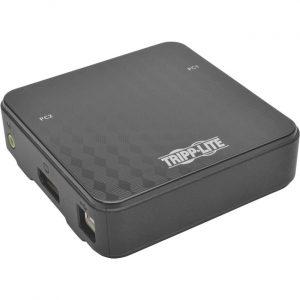Tripp Lite 2-Port DisplayPort 1.2 KVM Switch USB Sharing 4K x2K 3840 x 2160