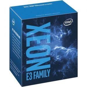 Intel Xeon E3-1200 v6 E3-1240 v6 Quad-core (4 Core) 3.70 GHz Processor - Retail Pack