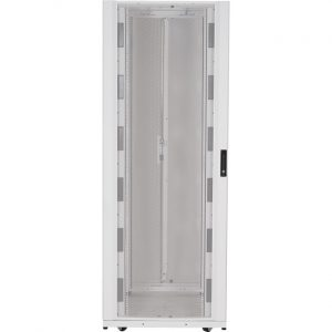 APC by Schneider Electric NetShelter SX 45U 750mm Wide x 1070mm Deep Enclosure with Sides White