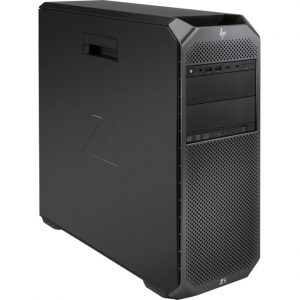 HP Z6 G4 Workstation - Intel Xeon Silver Deca-core (10 Core) 4114 2.20 GHz - 8 GB DDR4 SDRAM RAM - Mini-tower - Black
