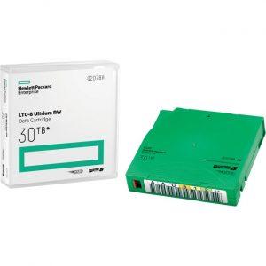 HPE LTO Ultrium-8 Data Cartridge