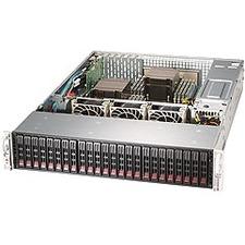 Supermicro SuperStorage 2029P-ACR24L Barebone System - 2U Rack-mountable - Intel C624 Chipset - Socket P LGA-3647 - 2 x Processor Support