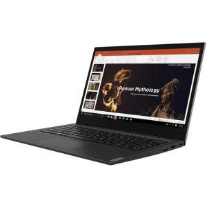 "Lenovo 14w 81MQ001RUS 14"" Touchscreen Notebook - 1920 x 1080 - AMD A-Series A6-9220C Dual-core (2 Core) 2.40 GHz - 4 GB RAM - 128 GB SSD - Black"
