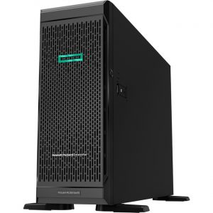 HPE ProLiant ML350 G10 4U Tower Server - 1 x Intel Xeon Silver 4210 2.20 GHz - 16 GB RAM - 12Gb/s SAS Controller