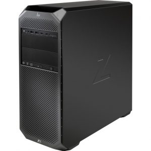 HP Z6 G4 Workstation - Intel Xeon Gold Quad-core (4 Core) 5222 3.80 GHz - 16 GB DDR4 SDRAM RAM - 256 GB SSD - Tower - Black