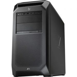 HP Z8 G4 Workstation - Intel Xeon Silver Dodeca-core (12 Core) 4214 2.20 GHz - 32 GB DDR4 SDRAM RAM - 256 GB SSD - Tower - Black
