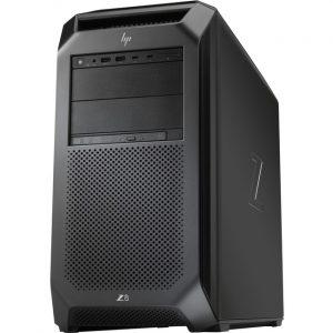 HP Z8 G4 Workstation - Intel Xeon Silver Dodeca-core (12 Core) 4214 2.20 GHz - 32 GB DDR4 SDRAM RAM - 1 TB HDD - Tower - Black