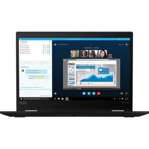 "Lenovo ThinkPad X390 Yoga 20NN001DUS 13.3"" Touchscreen 2 in 1 Notebook - 1920 x 1080 - Intel Core i7 (8th Gen) i7-8665U Quad-core (4 Core) 1.90 GHz - 16 GB RAM - 512 GB SSD"