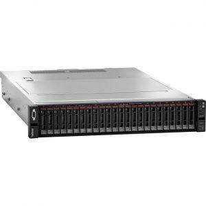 Lenovo ThinkSystem SR650 7X06A0FHNA 2U Rack Server - 1 x Intel Xeon Silver 4208 2.10 GHz - 16 GB RAM - Serial ATA/600 Controller