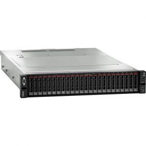 Lenovo ThinkSystem SR650 7X06A0FENA 2U Rack Server - 1 x Intel Xeon Silver 4214 2.20 GHz - 16 GB RAM - Serial ATA/600 Controller