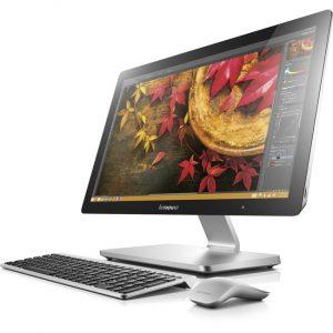 "Lenovo IdeaCentre A540-27ICB F0EK000HUS All-in-One Computer - Intel Core i7 9th Gen i7-9700T 2 GHz - 16 GB RAM DDR4 SDRAM - 512 GB SSD - 27"" 2560 x 1440 Touchscreen Display - Desktop - Mineral Gray"