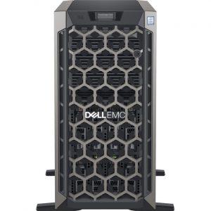 Dell EMC PowerEdge T440 5U Tower Server - 1 x Intel Xeon Bronze 3204 1.90 GHz - 16 GB RAM - 1 TB HDD - (1 x 1TB) HDD Configuration - 12Gb/s SAS