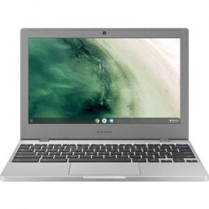"Samsung Chromebook 4 XE310XBA 11.6"" Chromebook - 1366 x 768 - Intel Celeron N4000 - 6 GB RAM - 64 GB Flash Memory - Platinum Titan"