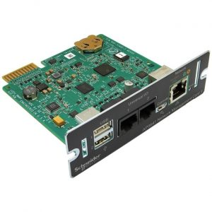 APC by Schneider Electric AP9641 UPS Management Adapter