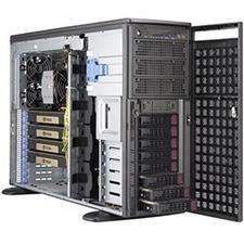 Supermicro SuperWorkstation 5049A-TR Barebone System - 4U Tower - Socket P LGA-3647 - 1 x Processor Support