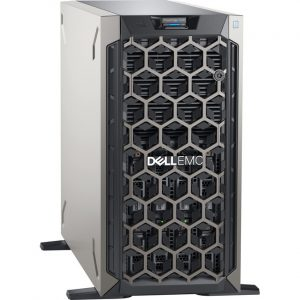 Dell EMC PowerEdge T340 5U Tower Server - 1 x Intel Xeon E-2234 3.60 GHz - 8 GB RAM - 1 TB HDD - (1 x 1TB) HDD Configuration - Serial ATA Controller