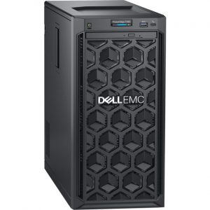 Dell EMC PowerEdge T140 Tower Server - 1 x Intel Xeon E-2224 3.40 GHz - 8 GB RAM - 1 TB HDD - (1 x 1TB) HDD Configuration - Serial ATA Controller