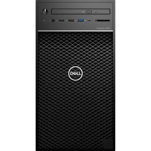 Dell Precision 3000 3640 Workstation - Intel Core i5 Hexa-core (6 Core) i5-10500 10th Gen 3.10 GHz - 16 GB DDR4 SDRAM RAM - 256 GB SSD - Tower