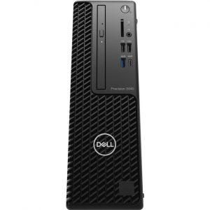 Dell Precision 3000 3440 Workstation - Intel Xeon Hexa-core (6 Core) W-1250 3.30 GHz - 16 GB DDR4 SDRAM RAM - 512 GB SSD - Small Form Factor