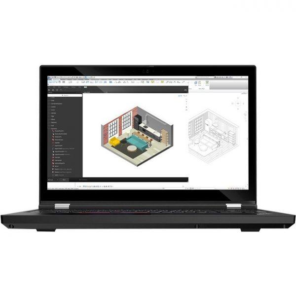 "Lenovo ThinkPad T15g Gen 1 20UR003WUS 15.6"" Notebook - Full HD - 1920 x 1080 - Intel Core i7 (10th Gen) i7-10850H Hexa-core (6 Core) 2.70 GHz - 16 GB RAM - 512 GB SSD - Glossy Black"