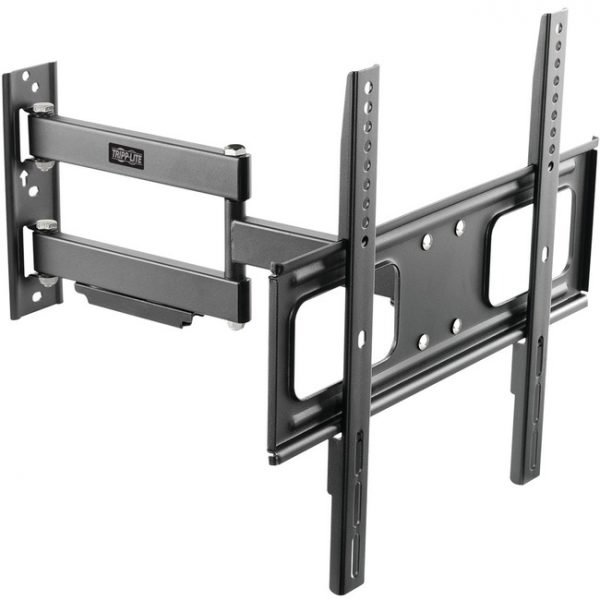 Tripp Lite TV Wall Mount Outdoor Swivel Tilt with Fully Articulating Arm for 32-80in Flat Screen Displays