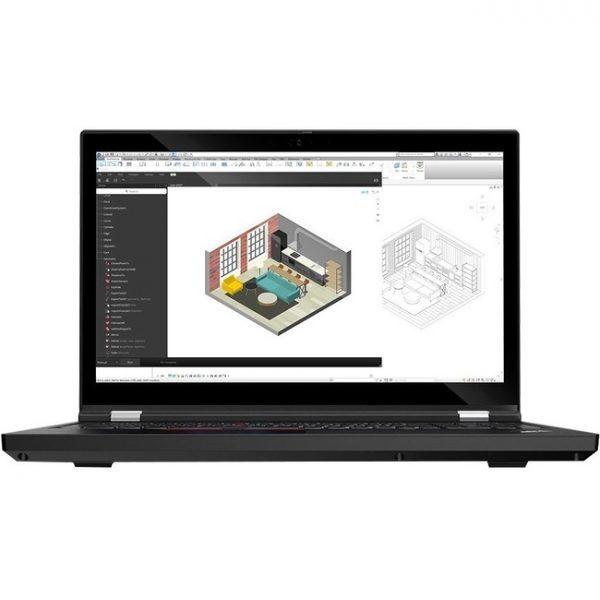 "Lenovo ThinkPad T15g Gen 1 20UR005LUS 15.6"" Notebook - Full HD - 1920 x 1080 - Intel Core i7 (10th Gen) i7-10750H Hexa-core (6 Core) 2.60 GHz - 16 GB RAM - 512 GB SSD - Glossy Black"