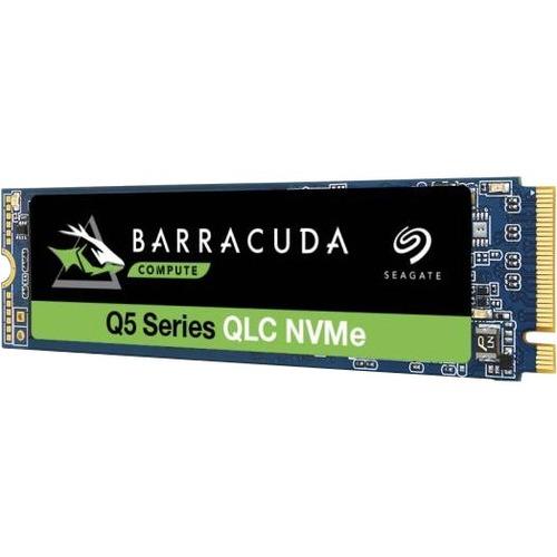 Seagate BarraCuda ZP500CV3A001 500 GB Solid State Drive - M.2 2280 Internal - PCI Express NVMe (PCI Express NVMe 3.0 x4)