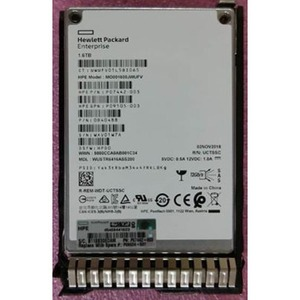 """HPE 1.60 TB Solid State Drive - 2.5"""" Internal - SAS - Mixed Use"""