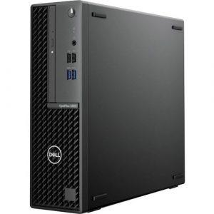 Dell OptiPlex 3000 3080 Desktop Computer - Intel Core i3 10th Gen i3-10100 Quad-core (4 Core) 3.60 GHz - 4 GB RAM DDR4 SDRAM - 500 GB HDD - Small Form Factor