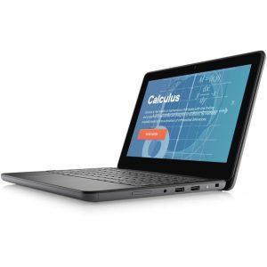 "Dell Latitude 3000 3120 11.6"" Netbook - HD - 1366 x 768 - Intel Pentium Silver N6000 Quad-core (4 Core) 1.10 GHz - 4 GB RAM - 128 GB SSD - Titan Gray"