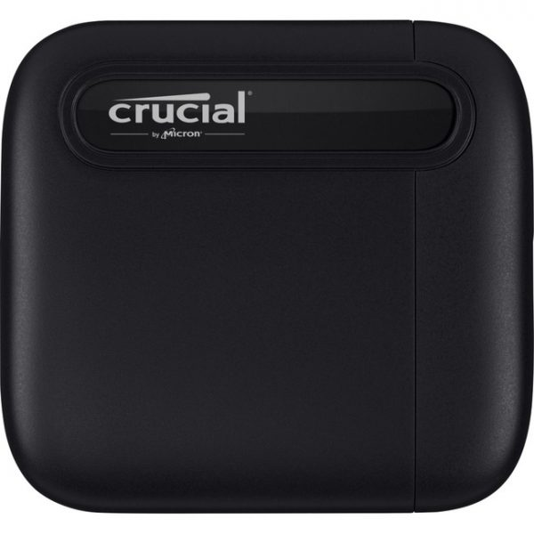 Crucial X6 4 TB Portable Solid State Drive - Internal