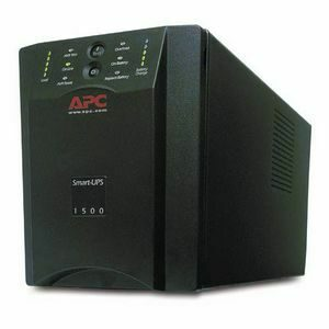 APC Smart-UPS 1500VA USB 120V SHIPBOARD- Not sold in CO