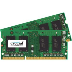 Crucial 16GB (2 x 8 GB) DDR3 SDRAM Memory Kit