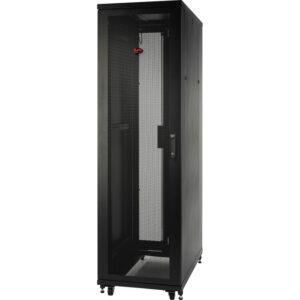 APC by Schneider Electric NetShelter SV 42U 600mm Wide x 1200mm Deep Enclosure with Sides Black