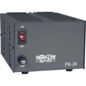 Tripp Lite DC Power Supply 20A 120VAC to 13.8VDC AC to DC Conversion TAA GSA