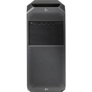 HP Z4 G4 Workstation - 1 x Intel Xeon Quad-core (4 Core) W-2104 3.20 GHz - 8 GB DDR4 SDRAM RAM - 1 TB HDD - Mini-tower - Black