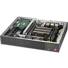 Supermicro SuperServer E300-9D-8CN8TP Mini PC Server - Intel Xeon D-2146NT - Serial ATA/600 Controller