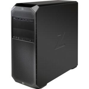 HP Z6 G4 Workstation - Intel Xeon Silver Dodeca-core (12 Core) 4214 2.20 GHz - 16 GB DDR4 SDRAM RAM - 256 GB SSD - Tower - Black