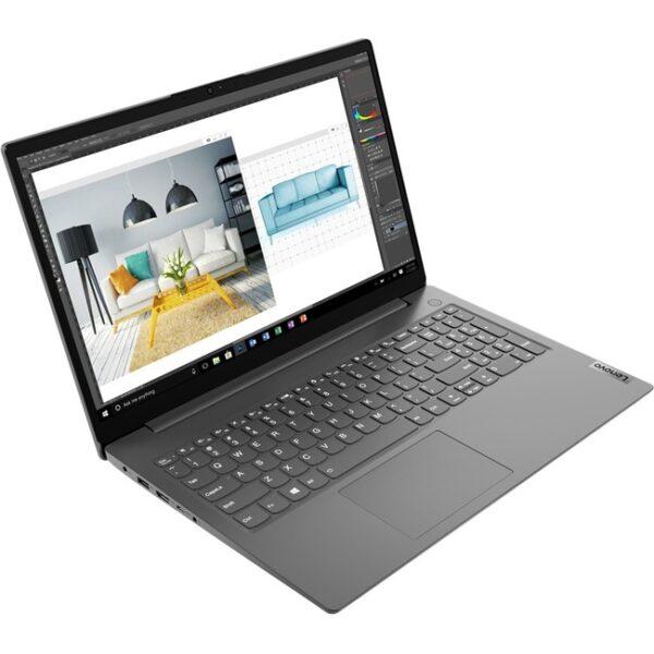 """Lenovo V15 G2 ITL 82KB00C3US 15.6"""" Notebook - Full HD - 1920 x 1080 - Intel Core i5 (11th Gen) i5-1135G7 Quad-core (4 Core) 2.40 GHz - 8 GB RAM - 256 GB SSD - Black"""