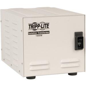 Tripp Lite Isolation Transformer 1800W Medical Surge 120V 6 Outlet TAA GSA